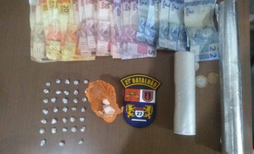 União da Vitória: Duas mulheres são presas por tráfico de drogas