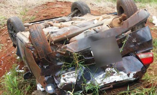 Irineópolis: Acidente deixa cinco feridos na BR 280