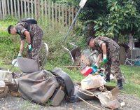 Porto União faz ação contra o mosquito da Dengue