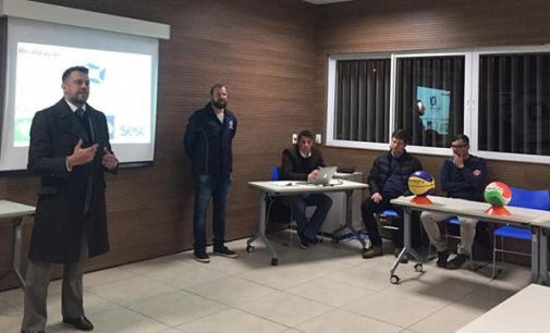 Esporte de União da Vitória firma parceria com o Cejusc