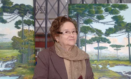 Cultura: Morre a professora Menaide Tropack