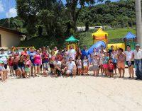 Bituruna conta com oito novos playgrounds infantis