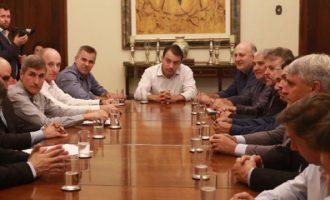 Governador libera R$ 5 milhões para reparos emergenciais na SC-135, entre Matos Costa e Porto União