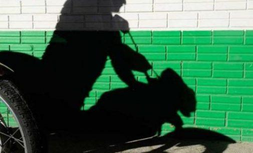 Policiais de Mallet recuperam motocicleta furtada
