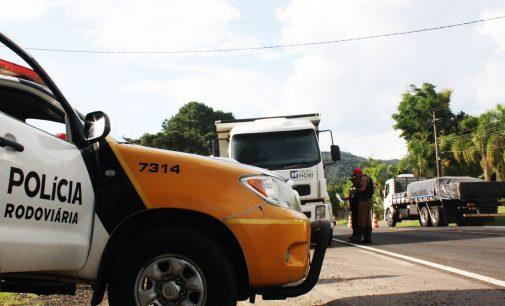 D.E.R, Receita Estadual e P.R.E realizaram Blitz em rodovias de UVA