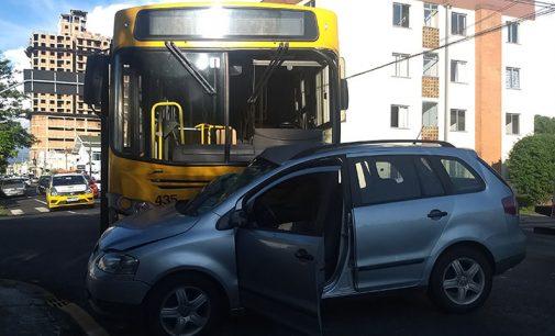Acidente deixa duas mulheres feridas em União da Vitória