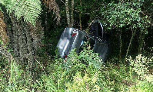 PRF registra dois acidentes na BR 476 em Paula Freitas