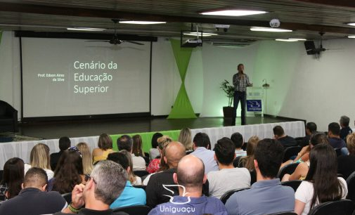 Uniguaçu realiza 28ª Semana Pedagógica