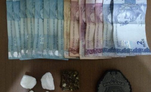 União da Vitória: Dois homens são presos por tráfico de drogas
