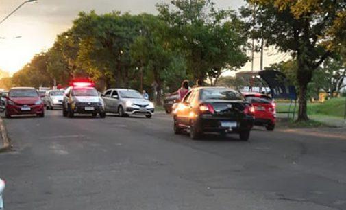Homem é atropelado na avenida Paula Freitas