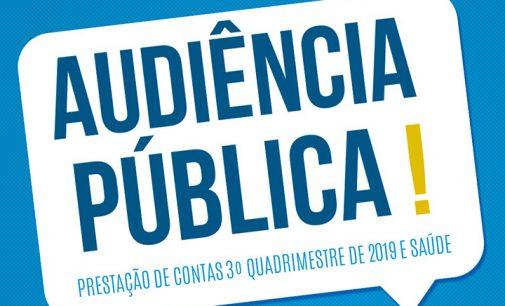 Prefeitura de União da Vitória fará prestação de contas