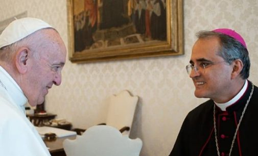 Vaticano: Papa Francisco recebe Dom Walter Jorge