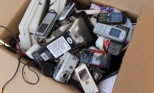 Coleta de lixo eletrônico acontece neste sábado em Bituruna