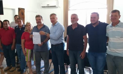 Matos Costa recebe emenda para aquisição de Ultrassom para saúde