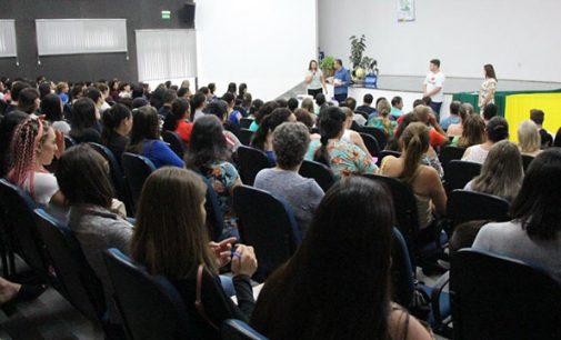 Semana Pedagógica dá início ao ano letivo em Bituruna