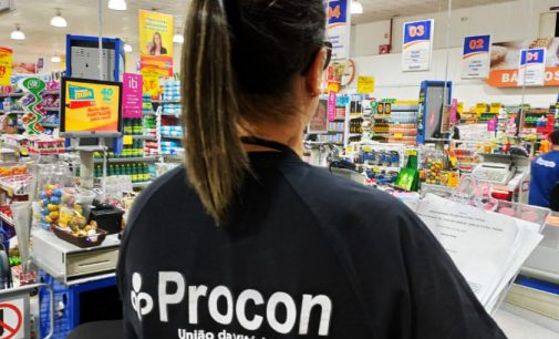 Procon de União da Vitória fiscaliza comercialização de máscaras e álcool gel