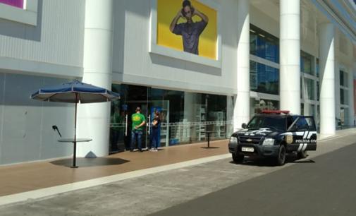 Porto União: Policiais continuam fiscalizando estabelecimentos comerciais