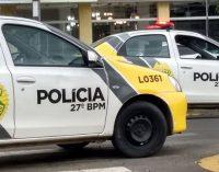 Dois furtos são atendidos pela PM de União da Vitória