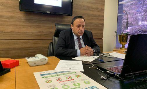 COVID-19: Hussein Bakri fala sobre votação de estado de calamidade pública