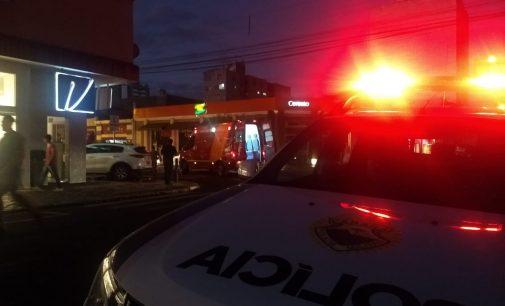 Pedestre é atropelada em acidente de trânsito em União da Vitória