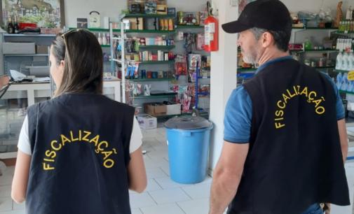 Fiscalização: Equipes orientam e fiscalizam decreto Municipal de Cruz Machado