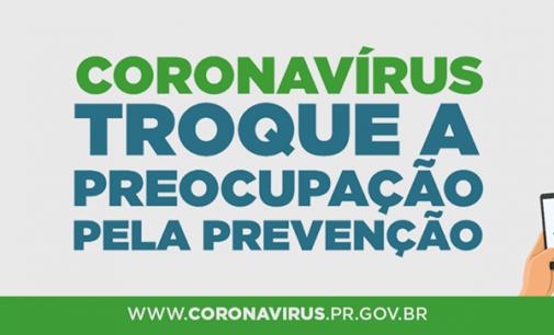 Detran Paraná orienta sobre medidas de atendimento sob prevenção ao COVID-19