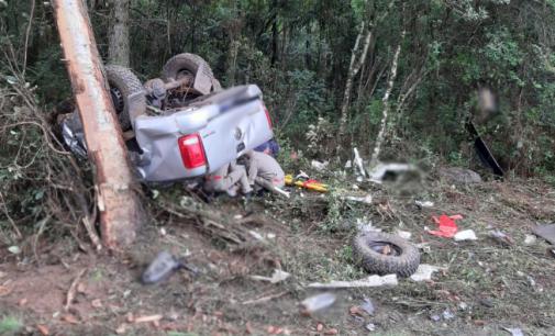 Segunda vítima de acidente de trânsito na BR 476 vem a óbito