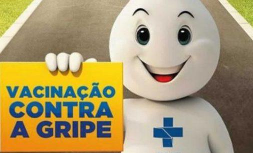 Vacinação contra a gripe: União da Vitória anuncia atendimento a domicílio