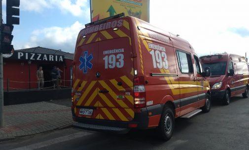 União da Vitória: Bombeiros registram princípio de incêndio em pizzaria