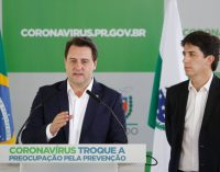 Ratinho Junior anuncia pacote social de R$ 400 milhões para ajudar famílias de baixa renda