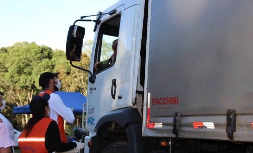 COVID19: Bituruna realiza barreiras sanitárias e determina toque de recolher