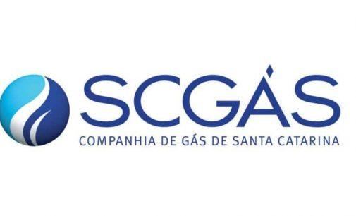 SCGÁS: Distribuição de gás continua normalmente apesar de paralisação de obras