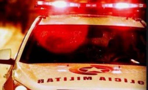 Porto União: homem e adolescente são abordados com drogas e bebida alcoólica