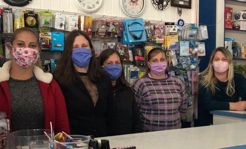 Cruz Machado divulga decreto que torna o uso da máscara obrigatório