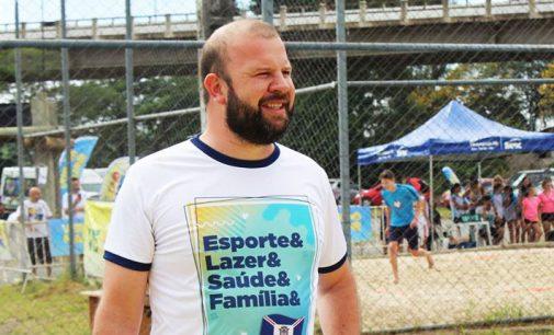Cordovan de Melo Neto deixa cargo de Secretário Municipal de Esportes de UVA