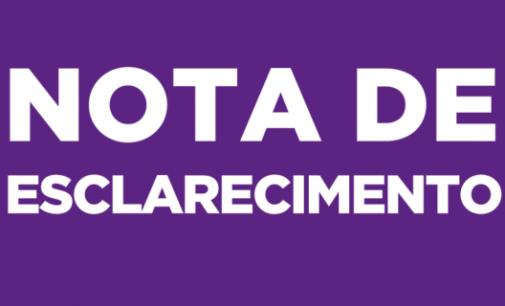 Prefeitura de Porto Vitória emite nota de esclarecimento sobre caso Vitor