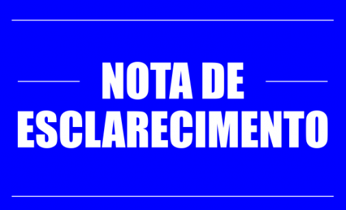 PM de Porto União divulga esclarecimentos sobre ocorrência na Loja Havan