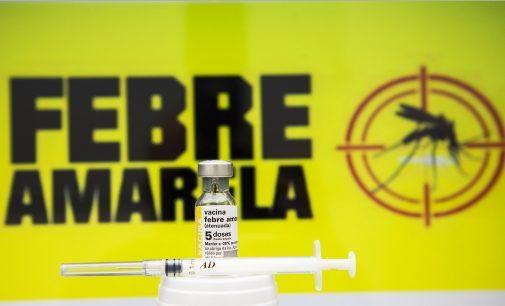 Vacinação contra febre amarela segue em todo estado do Paraná