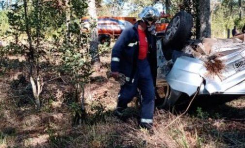 Homem de 54 anos morre em acidente de trânsito na PR-170