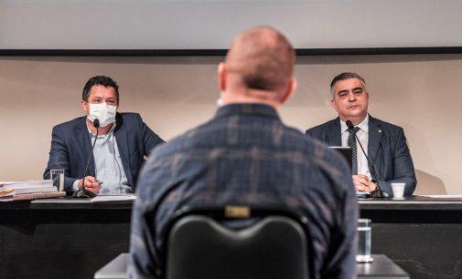 CPI dos Respiradores: Deputado relator e proponente, Ivan Naatz, fala sobre primeira sessão de depoimentos