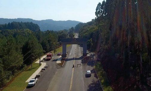 Portal Turístico de São Miguel da Serra em PU será concluído nos próximos 30 dias