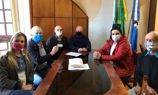 Prefeitura de Porto Vitória recebe 466 cartões do programa Comida Boa