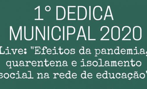 União da Vitória: 1º Dedica Municipal 2020 será realizado via online no dia 19 de maio