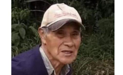 """""""Ajudem a encontrar meu pai"""": pede filho de Virgílio Alves dos Santos, desaparecido a 14 dias"""