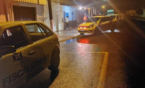 Fiscalização fecha bares de UVA por não cumprirem decreto de prevenção a Covid-19