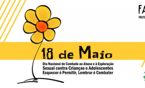 Paula Freitas: CRAS convida para live no dia 18, sobre combate ao abuso e exploração sexual infanto juvenil