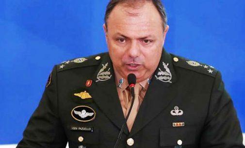 General Eduardo Pazuello assume Ministério da Saúde interinamente, após saída de Nelson Teich