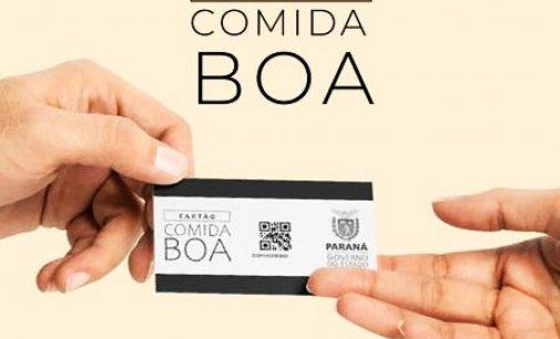 Paulo Frontin inicia distribuição do Cartão Comida Boa para famílias do município