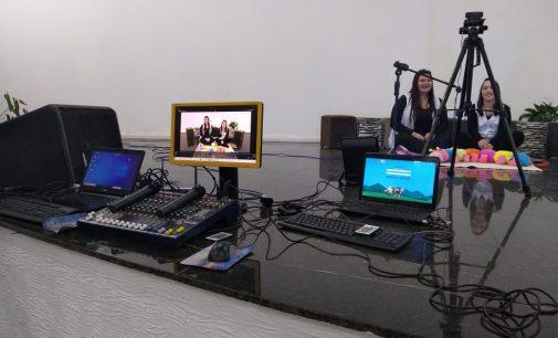 Bituruna dá início a videoaulas e contação de histórias para alunos da rede municipal