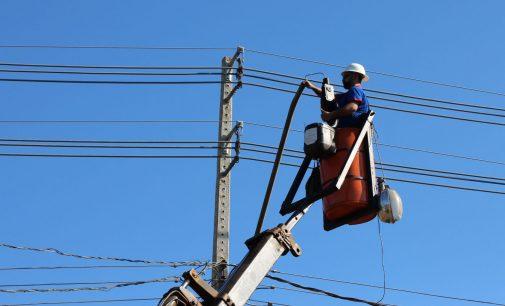 Prefeitura de Bituruna inicia troca de lâmpadas e 10 quilômetros ganham iluminação de LED